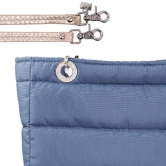 BLUE STEEL SUNDAR, TOP ZIPPER, SHOULDER BAG - online store
