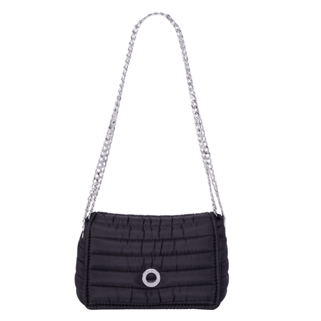 ANDREA CROSSBODY, CHAINE STRAP, BLACK on internet