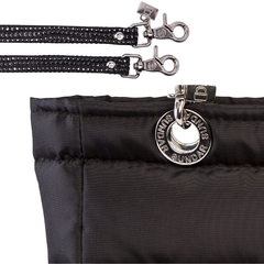 BLACK SUNDAR, TOP ZIPPER, SHOULDER BAG on internet