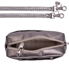 Image of LAURA CROSSBODY, PYRITE