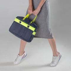 NAVY BLUE - NEON YELLOW SUNDAR CROSS BODY MEDIUM - buy online
