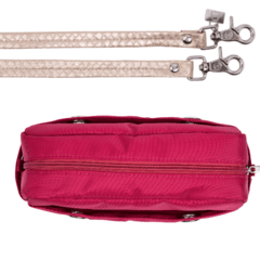 LAURA CROSS BODY, GRANATE - buy online