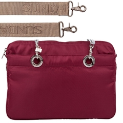 Image of CERISE 15-INCH SUNDAR LAPTOP BAG