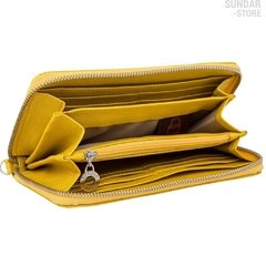 YELLOW WOMAN WALLET - buy online