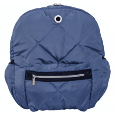 Image of SUNDAR STEEL BLUE DIAPER BAG