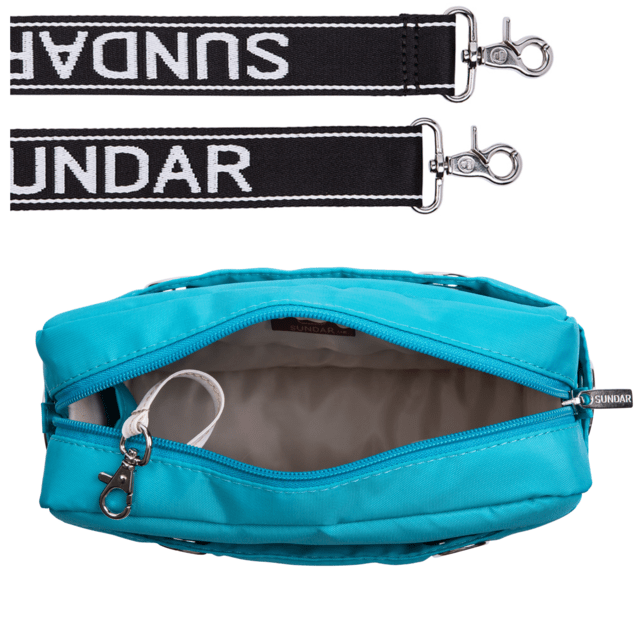LAURA CROSS BODY, MINT - Bolsas Sundar - Sundar Store
