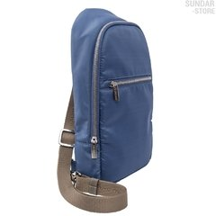 BACKPACK SUNDAR AZUL ACERO en internet