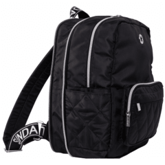 BACKPACK SUNDAR NEGRA EXPANDIBLE