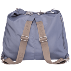 IRENE - SHOULDER BAG, BACKPACK AND CROSSBODY, GRAY - Bolsas Sundar Originales