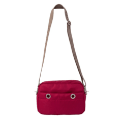 LAURA CROSSBODY, GRANATE on internet