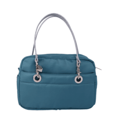 CROSS BODY LAURA AZUL BONDI - Bolsas Sundar Originales