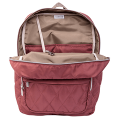 SUNDAR BACKPACK BURGUNDY - Bolsas Sundar Originales