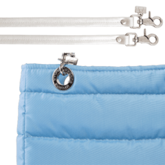 OUTLET SKY BLUE SUNDAR SHOULDER BAG - Bolsas Sundar Originales