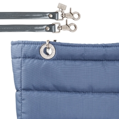 BLUE STEEL SUNDAR, TOP ZIPPER, SHOULDER BAG - buy online