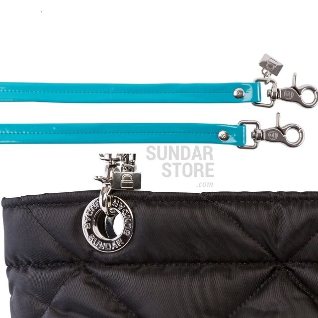 BLACK ROMBO SUNDAR ZIPPER BAG on internet