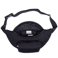 WAIST BAG, BLACK on internet
