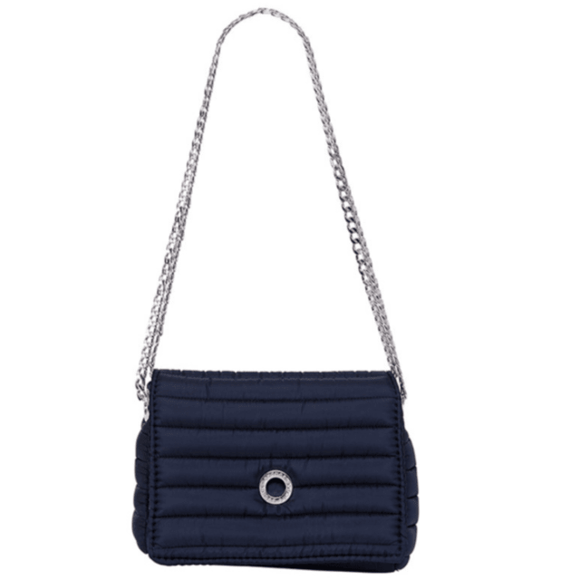 ANDREA CROSSBODY, CHAINE STRAP, NAVY BLUE on internet