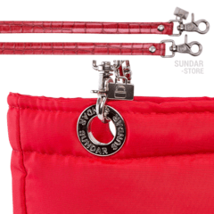 RED SUNDAR, TOP ZIPPER, SHOULDER BAG - buy online