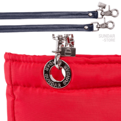 OUTLET - RED SUNDAR, SHOULDER BAG - Bolsas Sundar Originales
