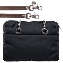 "OUTLET - SUNDAR PORTA LAPTOP 15"" NEGRA en internet"