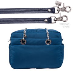 COBALT BLUE SUNDAR CROSSBODY MEDIUM