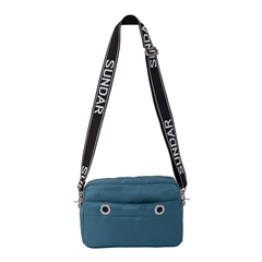CROSS BODY LAURA AZUL BONDI