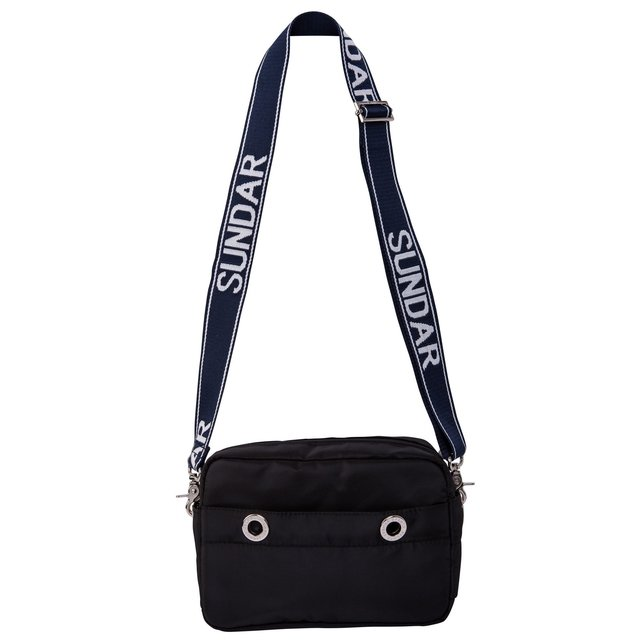 LAURA CROSS BODY, BLACK