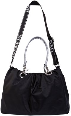 MARIA, SHOULDER OR CROSSBODY,  BLACK BAG on internet