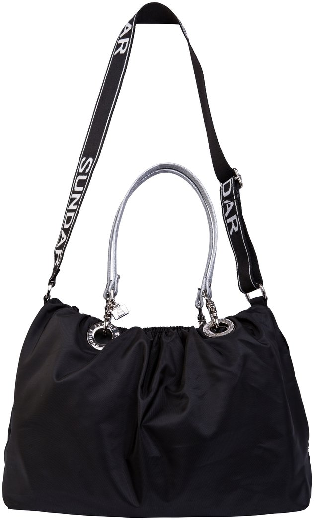 MARIA, SHOULDER OR CROSSBODY,  BLACK BAG - buy online
