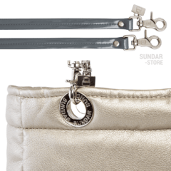 OUTLET GOLD SUNDAR, SHOULDER BAG