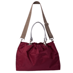 MARIA, SHOULDER OR CROSSBODY, CHERRY BAG