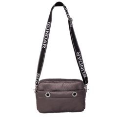 LAURA CROSS BODY, PYRITE - Bolsas Sundar Originales