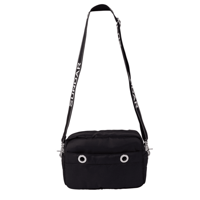 CROSS BODY LAURA NEGRA
