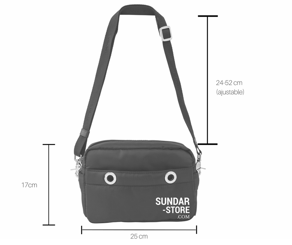 Medidas Cross Body Sundar