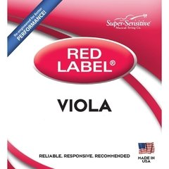 Corda Ré Super-Sensitive Red Label para Viola [ENCOMENDA!]