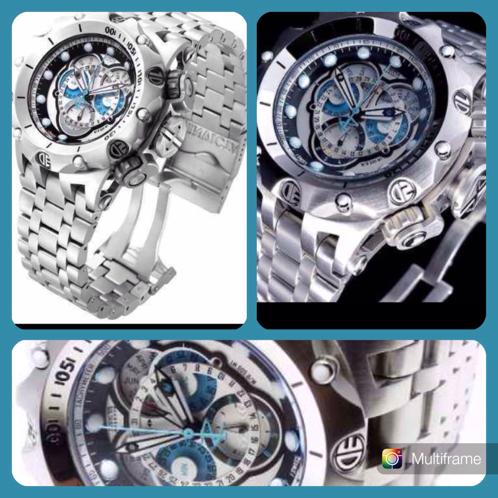 16b35dc9373 ... Relógio Invicta Lançamento Venom Hybrid 16803. Esgotado. 0%. OFF