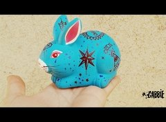 Tattoo Bunny Art Toy - comprar online