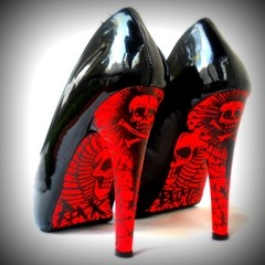 Rock Bomb Stilettos