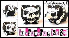 Chanchito Alcancia Demon Skull en internet
