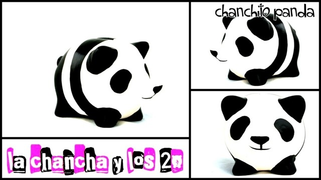 Chanchito Panda en internet