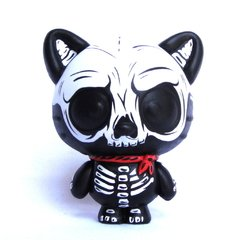 Cat Skull Art Toy - comprar online