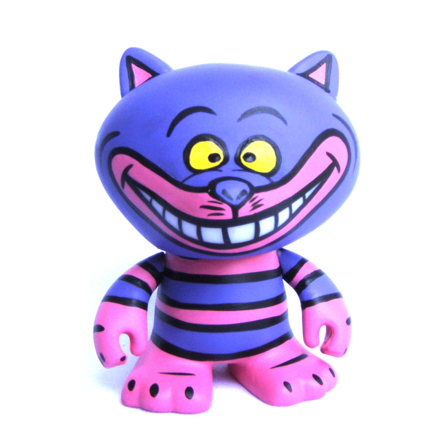 Cheshire Cat Art Toy - comprar online