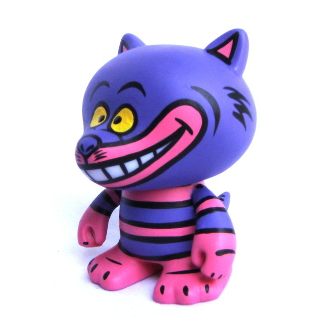 Cheshire Cat Art Toy en internet
