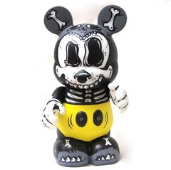 Skulled Mickey Art Toy - comprar online
