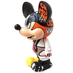 Clockwork Half Mickey Art Toy en internet