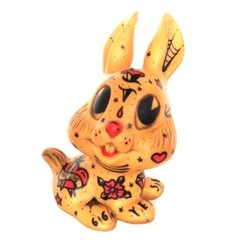 Bunny Tattoo Vintage Art Toy - comprar online