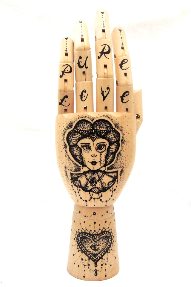 Lady Love Tat-a-Hand - comprar online