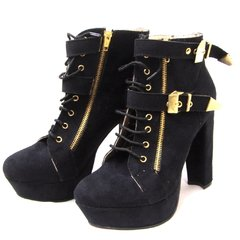 Red Eyes Booties - tienda online