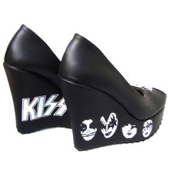 KISS Girl -Plataformas Abiertas - Gabbie Custom Art