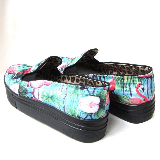Flamingos -Panchas - Gabbie Custom Art